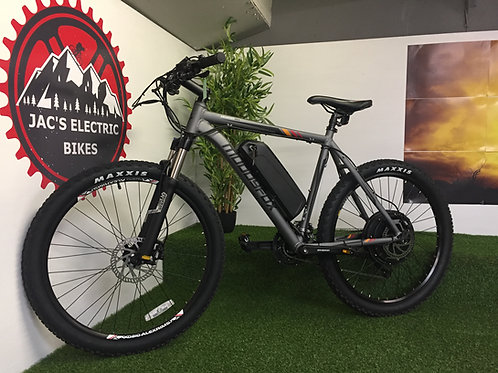 "48v 2000W ANARCHY 500 (FAST) ELECTRIC MOUNTAIN BIKE 20"" FRAME 17.5AH BATTERY"