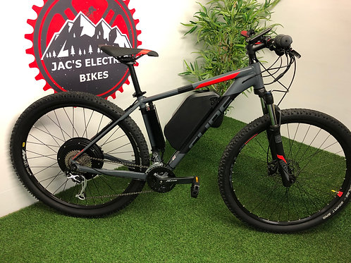 CUBE ATTENTION SL 60V 2400W PERFORMANCE EBIKE