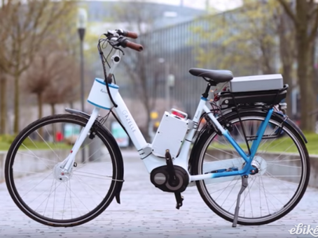 A crash-proof e-bike?