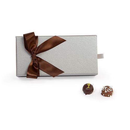 Sterling Symmetry Truffle Box
