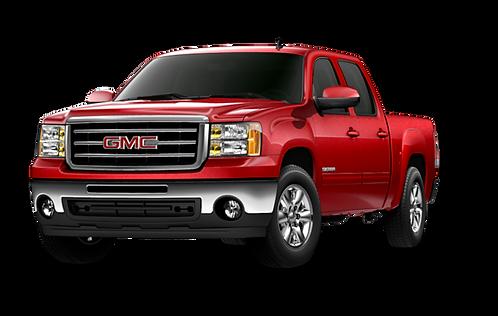 GMC Truck Protective Coating