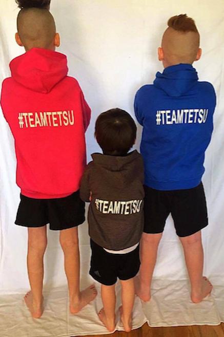TeamTetsu Hoodie - Kids/Adults