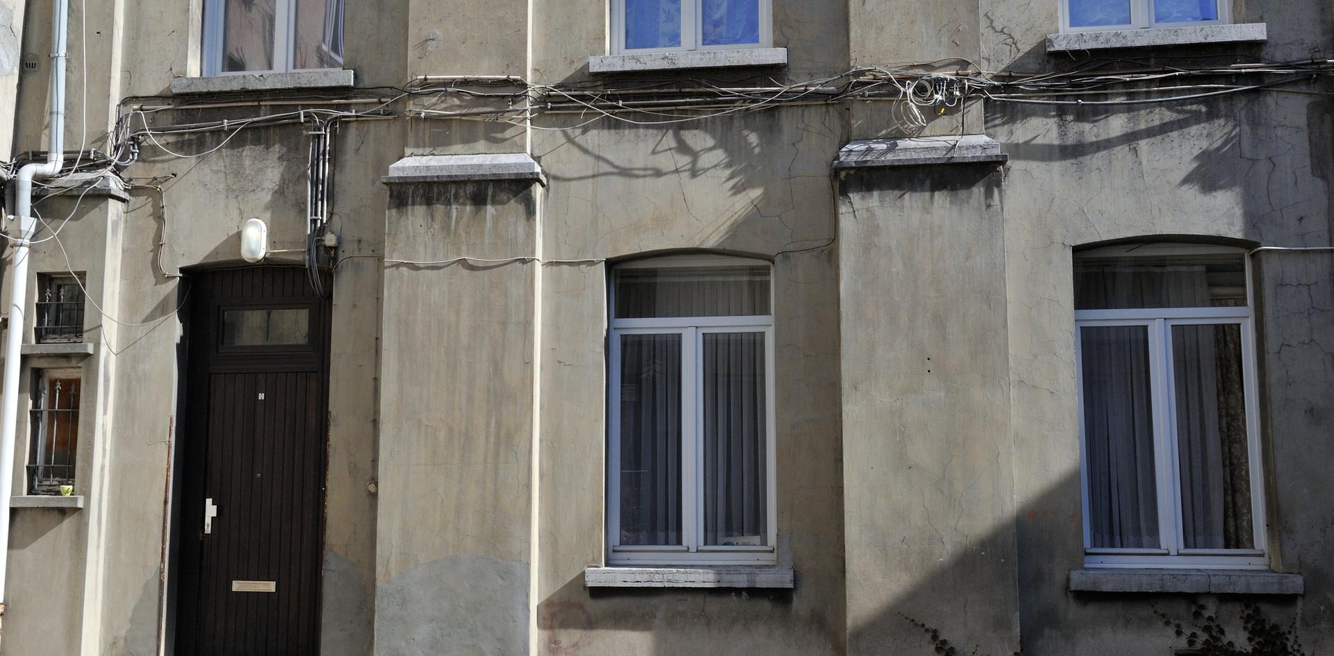 150, rue Haute à Bruxelles  150, Hoogstraat te Brussel