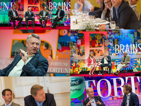 The Resourcient Team at Fortune Brainstorm-e 2016