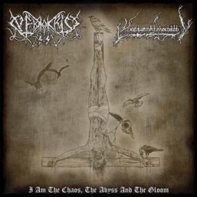 Vöedtæmhtëhactått / Nekrokrist SS – I Am The Chaos...  (LP)