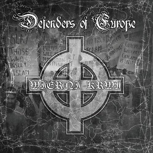 Defenders Of Europe – Wierni Krwi  (CD)