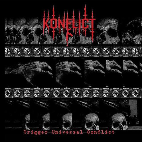 Konflict - Trigger Universal Conflict  (CD)