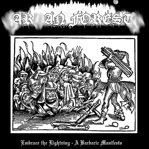 Ar*an Forest - Embrace The Lightning  (LP)