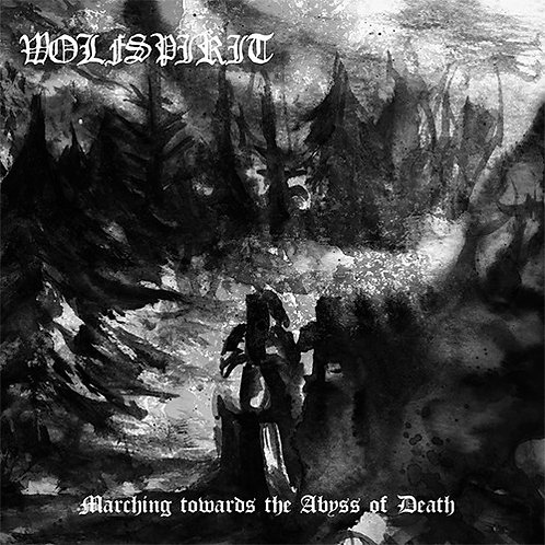 Wolfspirit – Marching Towards The Abyss Of Death  (LP)