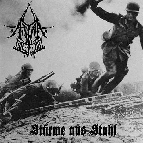 "Ar*an Blood – Stürme Aus Stahl  (7"")"