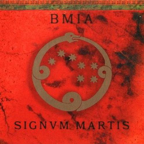 B.M.I.A. - Signum Martis  (CD)