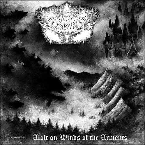 Kvasir's Blood ‎– Aloft On Winds Of The Ancients  (CD)