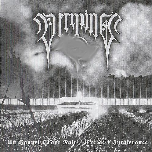 Vermine - Un Nouvel Ordre Noir - Ere De L'Intolérance  (CD)
