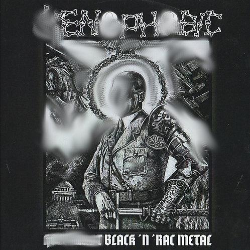 Xe*o**obic – Ho*o**ust Black 'n' RAC Metal  (LP)