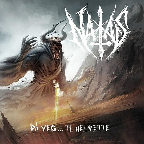 Natas – På Veg... Til Helvette  (CD)