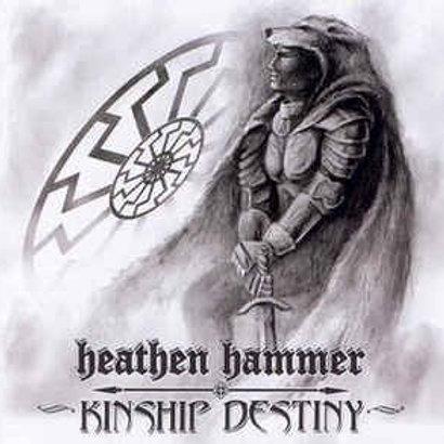 Heathen Hammer – Kinship Destiny  (LP)