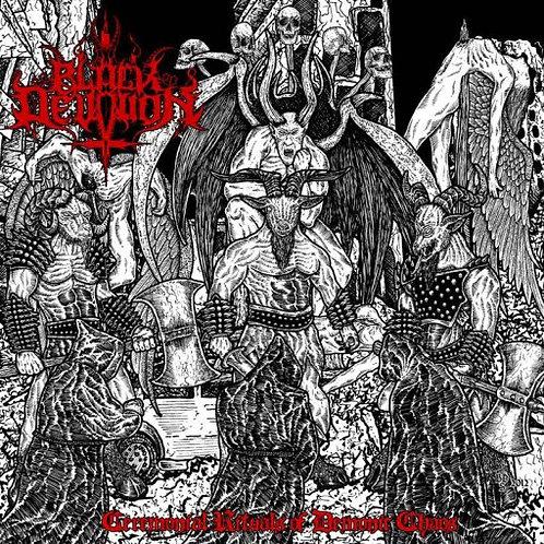 Black Devotion - Ceremonial Rituals Of Demonic Chaos  (LP)
