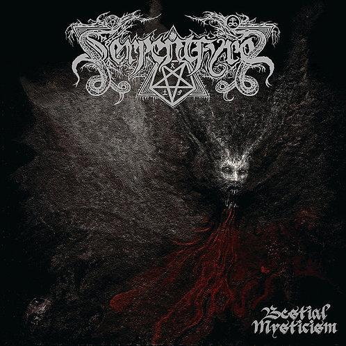 Serpentfyre – Bestial Mysticism  (CD)