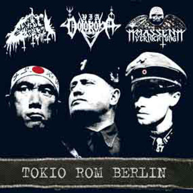 Massenvernichtung / ROTUGF / Via Dolorosa - Tokio - Rom - Berlin  (LP)