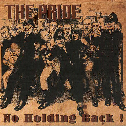 The Pride - No Holding Back!  (LP)