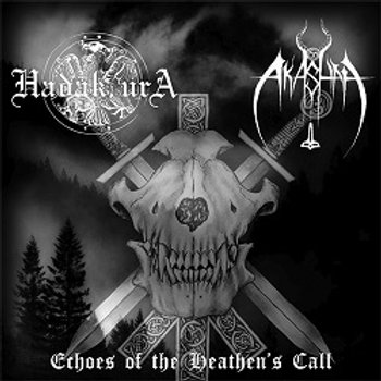 Hadak Ura / Akashah - Echoes of the Heathen's Call  (CD)