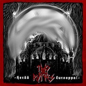 Two Runes – Herää Eurooppa!  (CD)