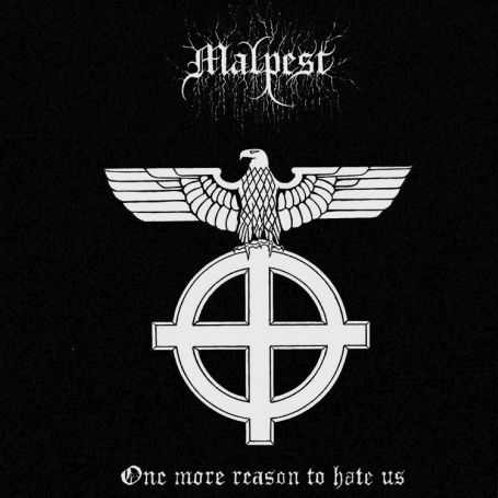Malpest ‎– One More Reason To Hate Us  (CD)