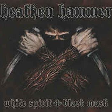 Heathen Hammer – White Spirit - Black Mask  (CD)
