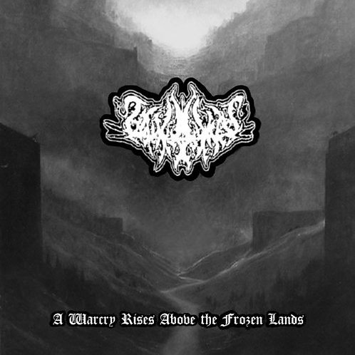 Lascowiec ‎– A Warcry Rises Above The Frozen Lands  (CD)