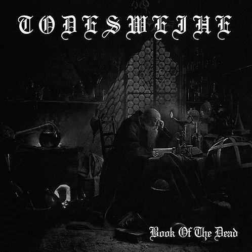 Todesweihe – Book Of The Dead  (CD)