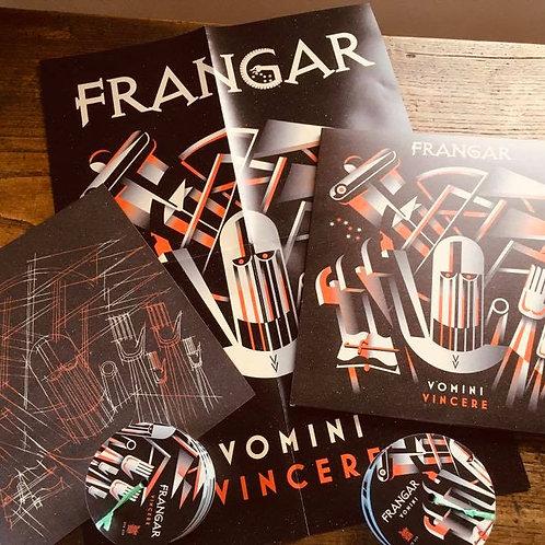 Frangar - Vomini Vincere  (LP)