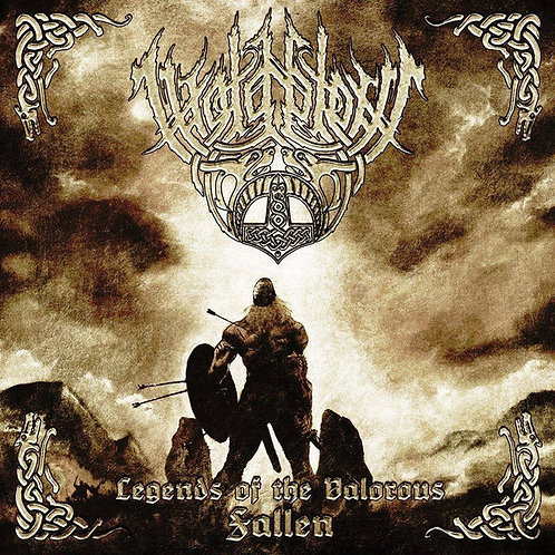 Wotanorden – Legends Of The Valorous Fallen  (CD)