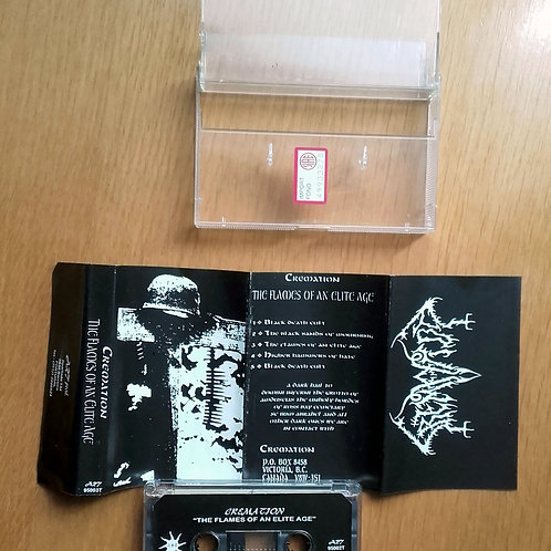 Cremation - The Flames of An Elite Age  (Tape)