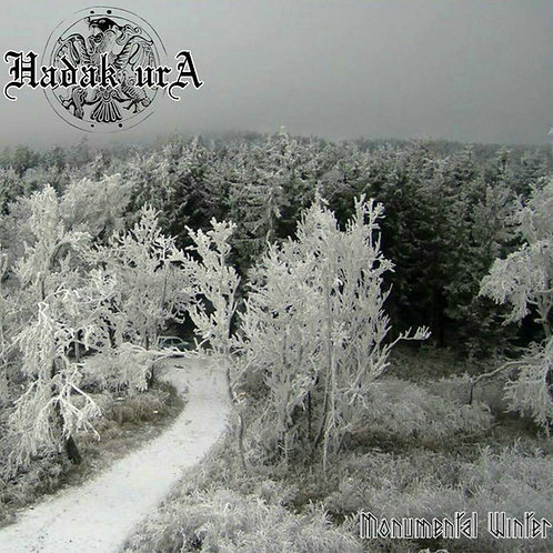 Hadak Ura – Monumental Winter  (CD)