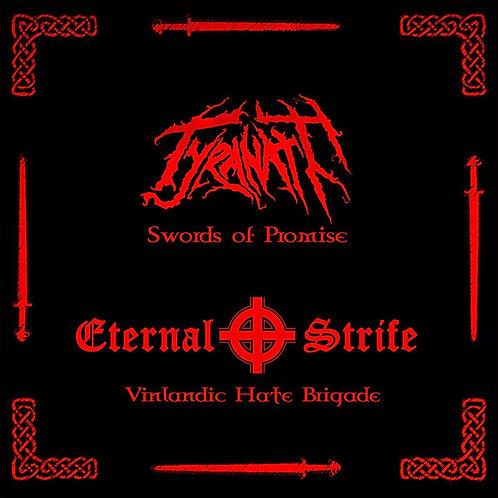 Tyranath / Eternal Strife – Swords Of Promise / Vinlandic...  (CD)