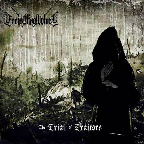 Encircling Wolves – The Trial Of Traitors  (CD)
