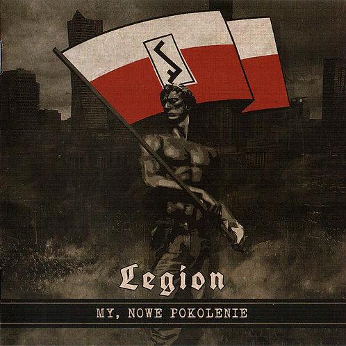 Legion – My Nowe Pokolenie  (CD)