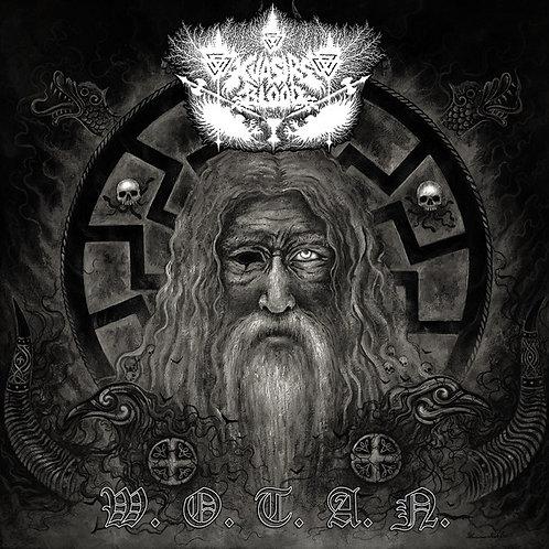 Kvasir's Blood - W.O.T.A.N.  (CD)