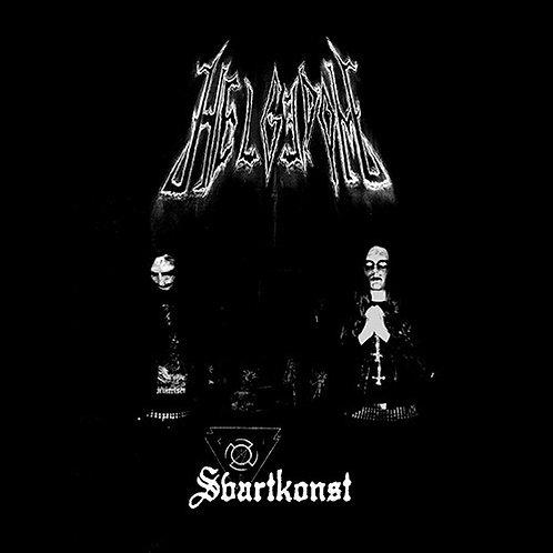 Helgedom – Svartkonst  (CD)