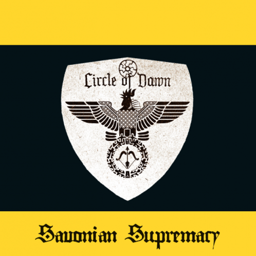 Circle of Dawn - Savonian Supremacy  (CD)