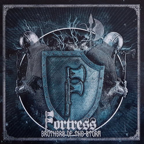 Fortress ‎– Brothers Of The Storm  (LP)