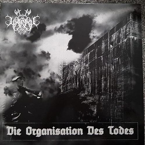 Warage – Die Organisation Des Todes  (LP)