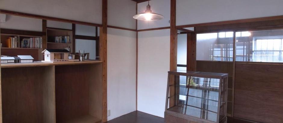 新事務所・KAMOSU 4.1 OPEN
