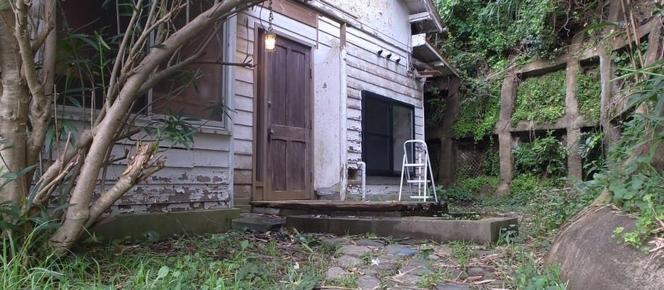 稲村ガ崎平屋オフィスリノベーション 現場打合せ