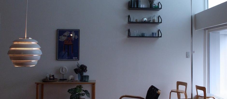 「アルヴァ・アアルト ーもうひとつの自然」展へ