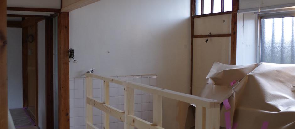 新事務所改装工事