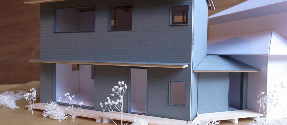 片瀬目白山の家 基本設計終了