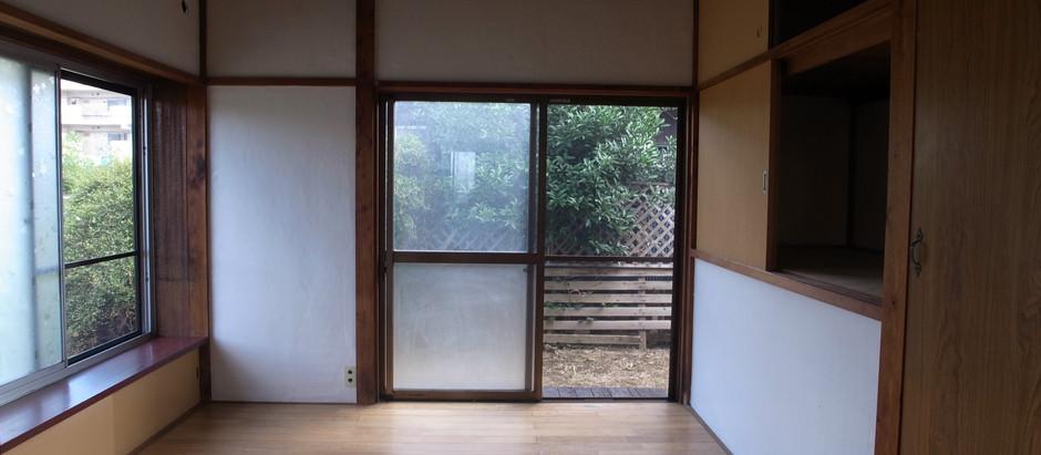 新事務所&KAMOSUの内装工事開始