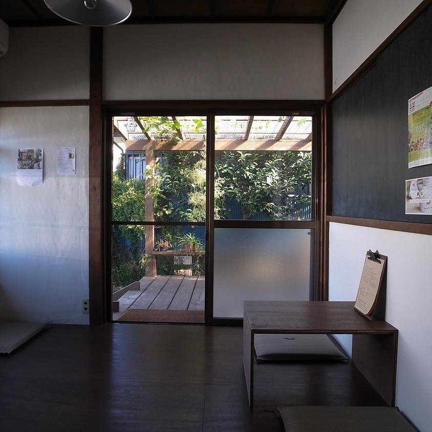 住まいのスライド上映会 「 豊かな暮らし・豊かな住まい 」at KAMOSU cafe
