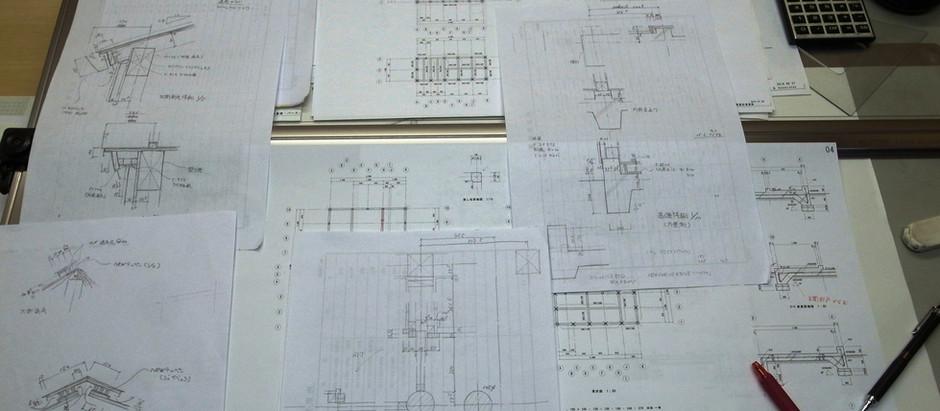 A邸 構造検討中